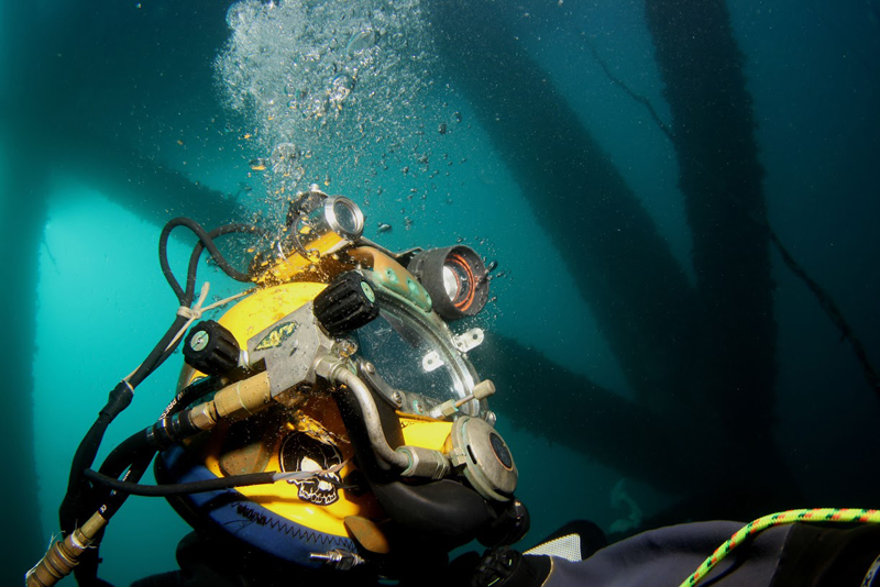 Commercial Diving Services