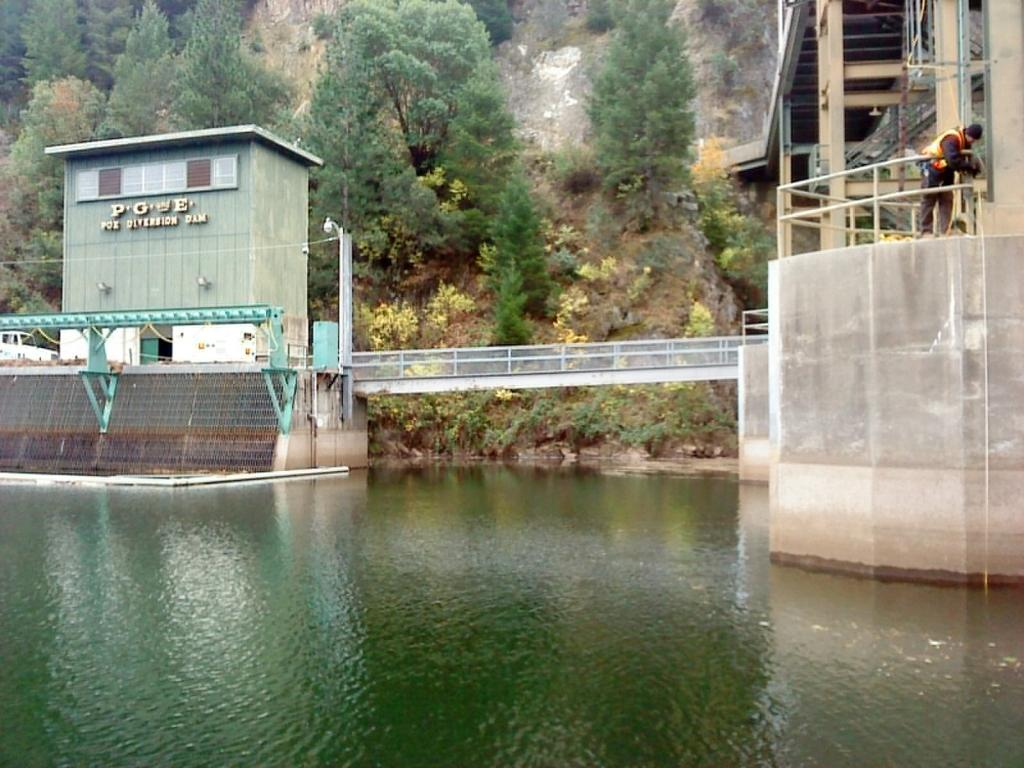 Poe Dam Inspection Global Diving Amp Salvage Inc