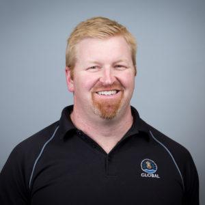 Aaron Harrington General Manager Pacific Northwest