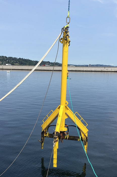 anchor cable jetting tool