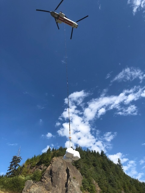 makah helicopter