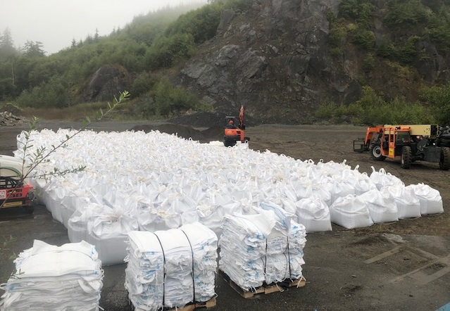 makah soil removal