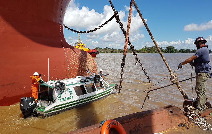 Amazon anchor untangle