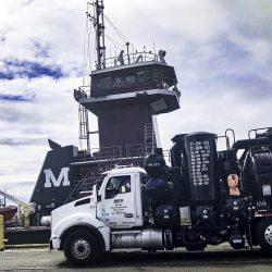 Moran Towing & Vac Truck