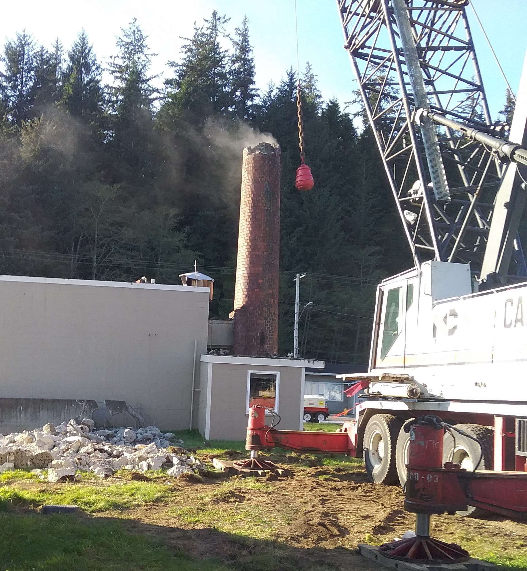 makah environmental restoration